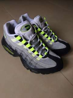 Used Nike Air Max 95 OG size US8