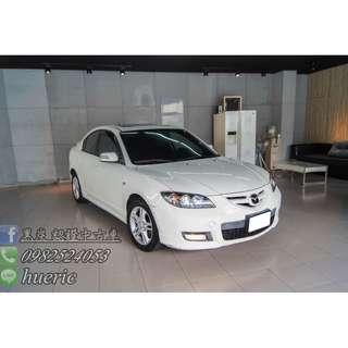 2007 Mazda3  2.0  改裝4出排氣管 / 大螢幕  有實車為何還要去看沒實車的呢