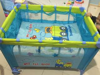 Bumble Bee Playpen (Big Size) 婴儿床