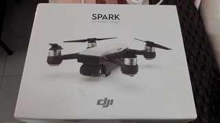DJI Spark fly more combo (NA) alpine white