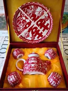 Wedding Tea Set