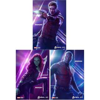 AVENGERS: INFINITY WAR MOVIE POSTERS (PART 7)