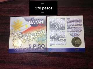 5p Bagong Bayani Coin Blister Pack