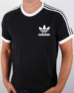 Adidas original/bunga shirt