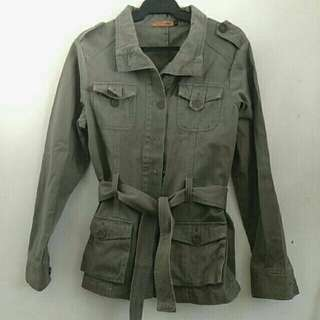 Repriced Army Inspired Jacket