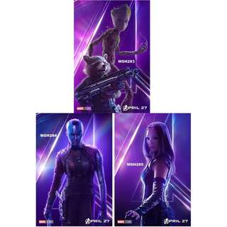 AVENGERS: INFINITY WAR MOVIE POSTERS (PART 8)
