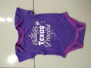 All in price Baby Romper (purple)