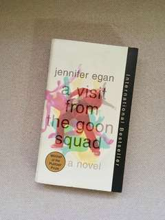A Visit from the Goonsquad by Jennifer Egan