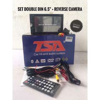 "Promosi Double Din Player 7"" TERMURAH"