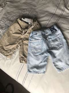 Boy pants Gap Guess