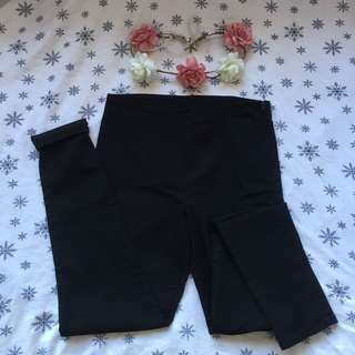 H&M HW Super Skinny Jeans Black