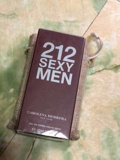 Authentic Men's Perfume (Instock)