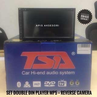 """Promosi Double Din Player 7"""" (MP5) TERBARU"""