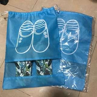 防污 鞋袋 索袋 旅行