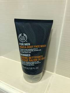 Bodyshop facial wash