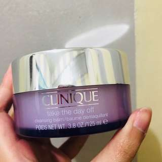 💯AUTH Clinique Makeup Remover