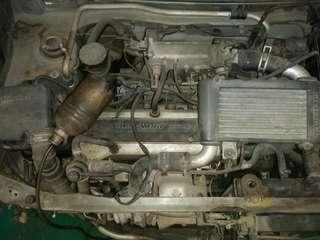 Engine L6 auto