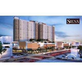 Sienna Towers pre-selling condo with mall