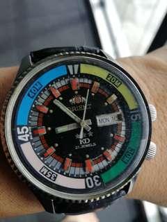 Orient King Diver Vintage Original Watch