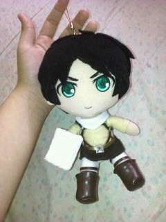 Rare Attack on Titan Eren cleaning ver