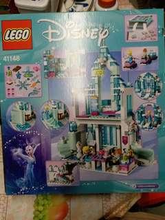 全新迪士尼 frozen lego 魔雪奇緣