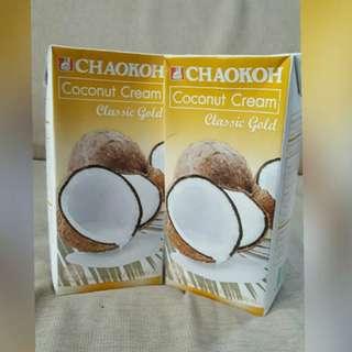 Chaokoh cream 泰國椰子油