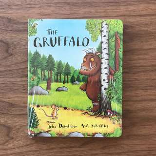 The Gruffalo Hardbound Board Book