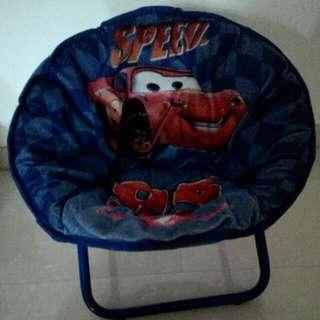 McQueen Car Foldable Chair
