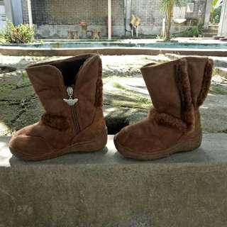 Winter Boots #letgo50