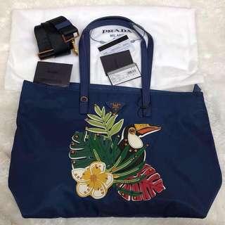 PRADA Bag (with free sling strap)