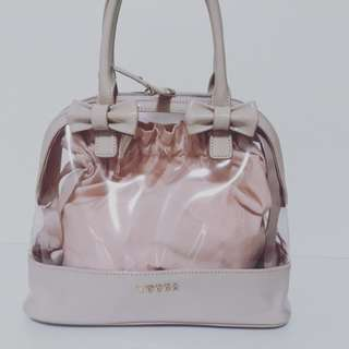 Original TOCCA transparent Handbag
