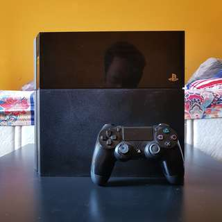 Sony PS4 500GB Jet Black