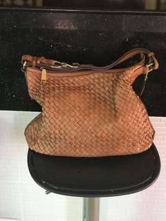 Coach and colehaan bags