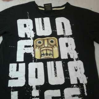 Temple Run T-shirt