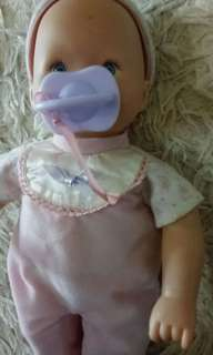 Fisher price doll battery operated
