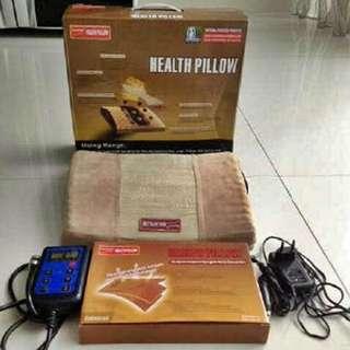 Health Pillow / Lumbar Bantal Terapi Syaraf Kejepit