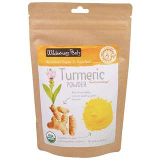 [現貨] Wilderness Poets, Turmeric Powder 有機薑黃粉