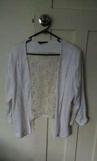 Pagani lace jacket