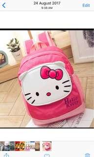Hello Kitty kid bag