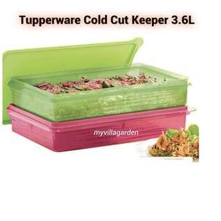 Tupperware Cold Cut Keeper 3.6L (1pc)