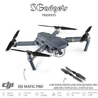 DJI Mavic pro flymore combo. 3left!!