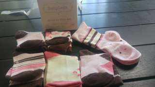 BN Ankle socks - size 2T to 4T