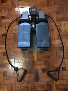 Stepper with Arm Band Gym Exercise Equipment