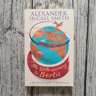 USED BOOK The World According to Bertie