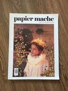papier mache magazine