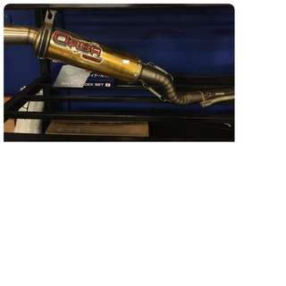 ORBR LC 4speed Racing Muffler(28mm)