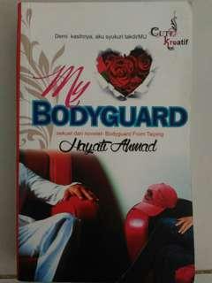 Malay Novel - My Bodyguard ( Hayati Ahmad)