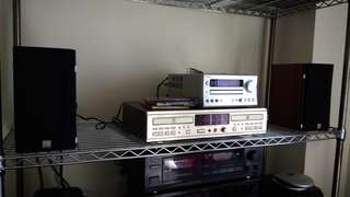 Onkyo Hi-fi System