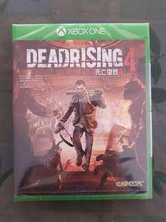 Dead Rising 4 Xbox One