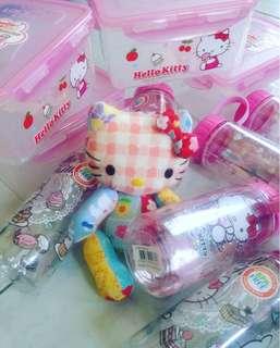 Lock and Lock Hello Kitty